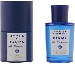 Acqua Di Parma Blu Mediterraneo Bergamotto Di Calabria Eau de Toilette Vaporizador 75 ml