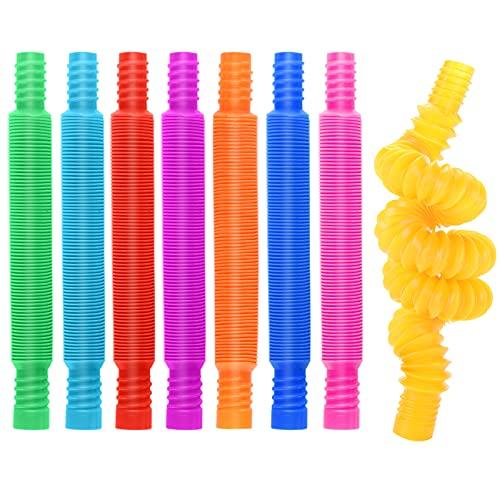 fidget toys box 1 euro CaLeQi mini Sensoriale per Bambini Giocattoli Educativi Interessanti Elastici