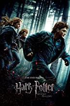 Harry Potter and The Deathly Hallows - Part 1 - Movie Poster/Print (Regular Style) (Size: 24 inches x 36 inches)
