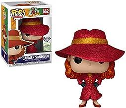 FunkoUK 37126 Pop TV: Carmen Sandiego- Carmen (DGLT)