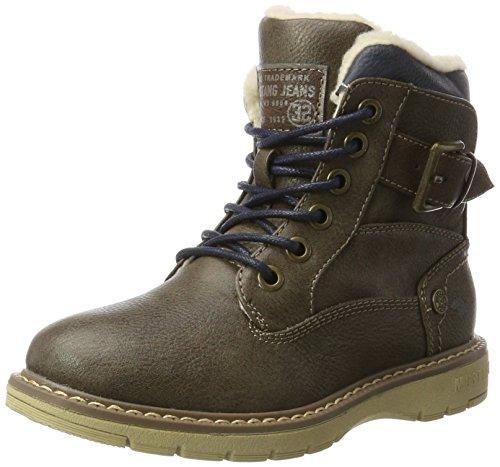 MUSTANG Unisex-Kinder 5017-624-306 Stiefel, Braun (Kaffee), 35 EU