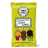 Not Parent Approved Video Game Card Expansion Pack (Core Game Sold Separately): A Fun Card Game for Kids, Tweens, Teens, Families and Mischief Makers - for The Original, Hilarious Family Party Game
