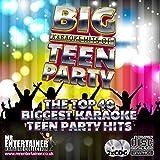 Mr. Entertainer Big Karaoke Hits: Teen Party
