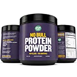 Raw Barrel's Unflavored Whey Protein Powder - 1lb Pure, Instantized Concentrate Supplement - High Protein, Low Carb & Natural - Includes Digital Guide and Recipe Book