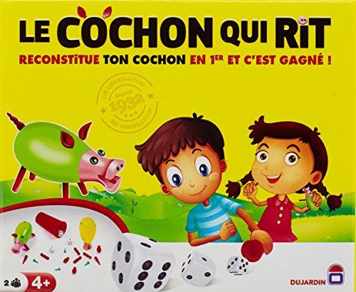 Dujardin Jeux - Cochon Qui Rit 2 Joueurs