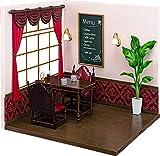 ねんどろいどプレイセット #09 喫茶店Aセット ノンスケール ABS&PVC製 ねんどろいど用ジオラマセット