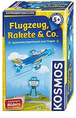 Kosmos Flugzeug, Rakete & Co