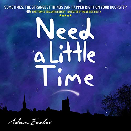 Need a Little Time cover art