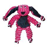 KONG Floppy Knots Bunny Dog Ropes, Small/Medium