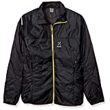 [ホグロフス] 軽量、中綿入り リムシリーズ バリアー ジャケット L.I.M Series Barrier Jacket Men メンズ Magnetite UK S (日本サイズM相当)