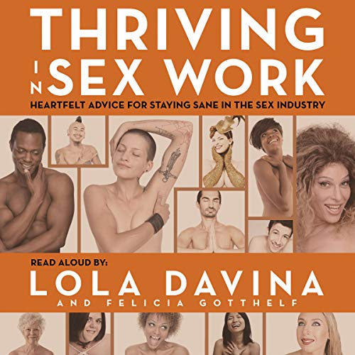 Thriving in Sex Work audiobook cover art