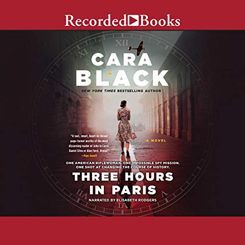 Three Hours in Paris  By  cover art