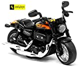 Zest 4 Toyz 1:14 Warrior Motorcycle Toy for Boy's (Assorted Color)