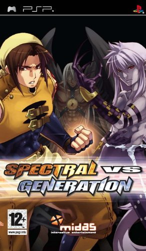 Jogo Spectral Vs. Generation PSP
