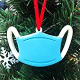 HonVaLons Funny Christmas Trees Hanging Ornaments Ornament Hallmark Ornaments Humorous Party Presents
