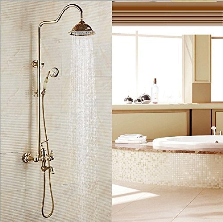 Europische Badezimmer Dusche Duschen Hand- Thermostat Heie Wasserhhne Mit Dusche