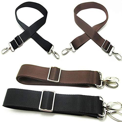 Tianhaik schoudertas riem verstelbaar vervanging crossbody handvat blet geschikt voor aktetas, laptoptas, cameratas