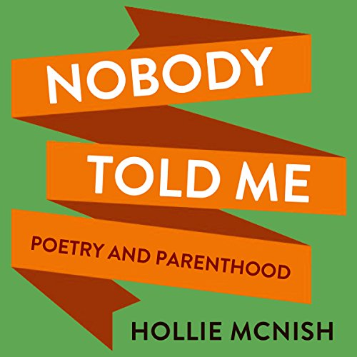 Nobody Told Me audiobook cover art
