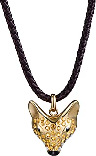 New Arrival Unique Fox Pendant Necklace for Women and Girls