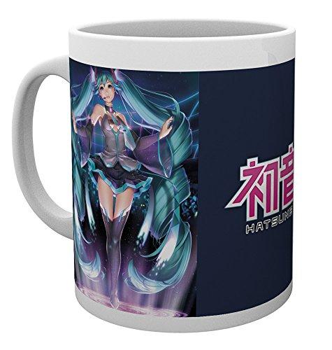 Vocaloid 280ml Tasse: Hatsune Miku [Projection]
