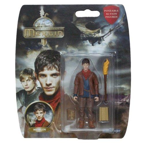 Figurine Des Aventures De Merlin, Merlin