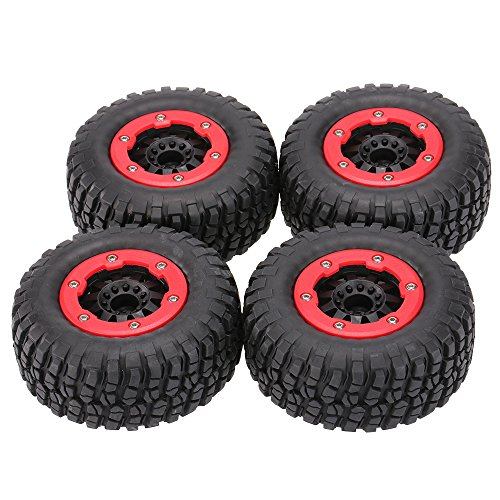 commercial Goolsky AUSTAR 4 AX-3009 High performance 108 mm short track tires with rims 1/10… traxxas rc tires