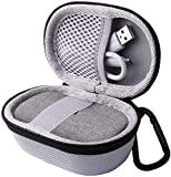 WERJIA Hard Carrying & Protective Case for Sennheiser Momentum True Wireless 2 Bluetooth Earbuds (Grey)