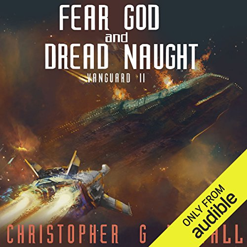 Fear God and Dread Naught audiobook cover art