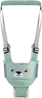 WoJip Handheld Baby Walking Harness,Baby Walking Harness,Baby Toddler Belt,Adjustable Toddler Walking Assistant, Safe Standing and Walking Learning Assistant