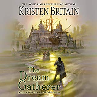 Page de couverture de The Dream Gatherer