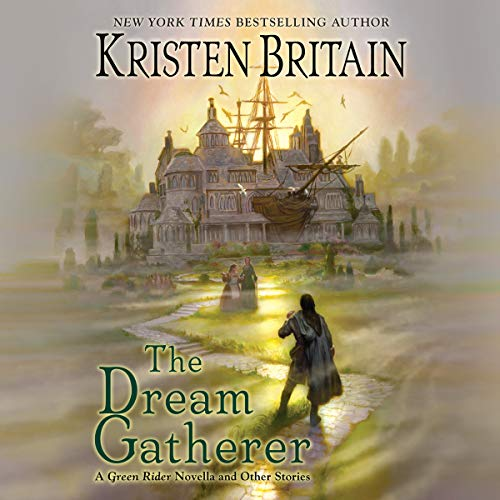 The Dream Gatherer audiobook cover art
