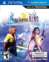 Final Fantasy X/X-2 HD Remaster (輸入版:北米) - PS Vita