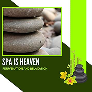 Spa Is Heaven - Rejuvenation And Relaxation