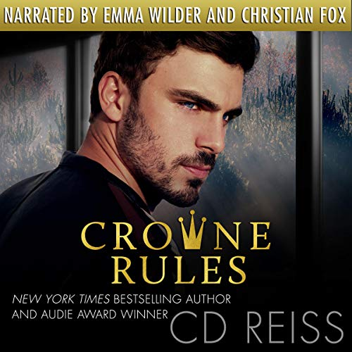 Crowne Rules  By  cover art