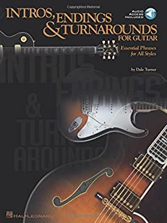 Intros, Endings & Turnarounds for Guitar: Essential Phrases for All Styles