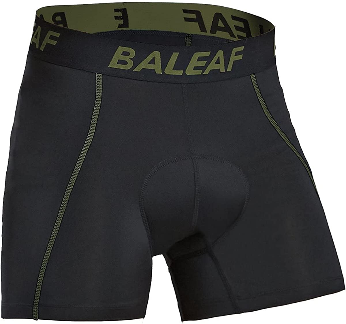 BALEAF Men's OFFicial Padded Bike Shorts Quantity limited Mou Padding 3D Cycling Underwear