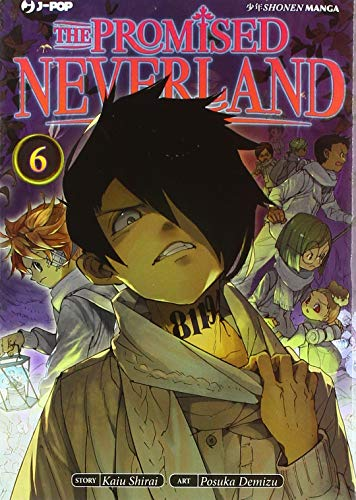 The promised Neverland (Vol. 6)