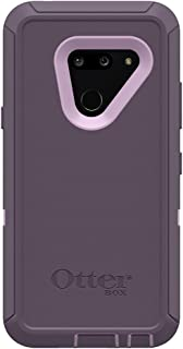 OtterBox Defender Series Case for LG G8 THINQ - Retail Packaging - Purple Nebula (Winsome Orchid/Night Purple)