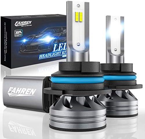 Fahren 9007 HB5 LED Headlight Bulbs 60W 12000 Lumens Super Bright LED Headlights Conversion product image