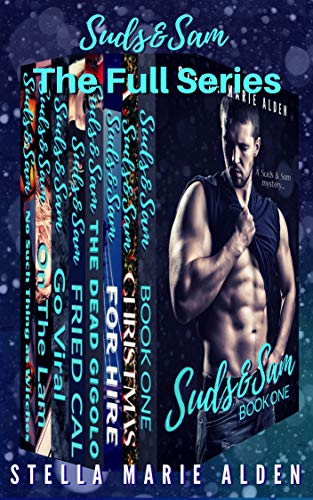 Suds and Sam, The Full Series: Books 1-8 (English Edition)