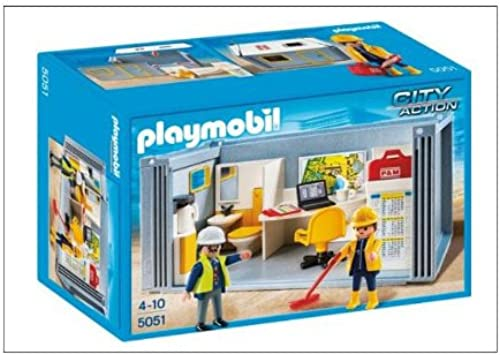 Venta en línea precio bajo descuento PLAYMOBIL 5051 City Action - - - Casa contenedor de construcción  descuento de ventas en línea