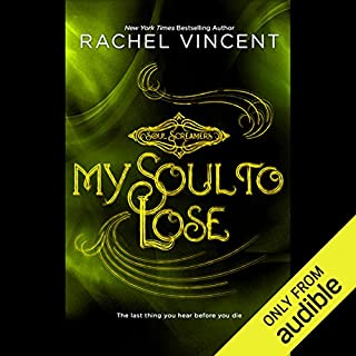 My Soul to Lose                   By:                                                                                                                                 Rachel Vincent                               Narrated by:                                                                                                                                 Amanda Ronconi                      Length: 1 hr and 48 mins     3,111 ratings     Overall 3.7