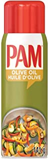 Pam Non-Stick Spray Olive Oil, 141 gm (Pack of 1)
