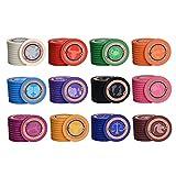 Poker Fichas Poker Juego de Poker Fichas de Poker Chips 25 Piezas,...