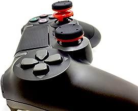 Marksman GearZ Analog Thumb Sticks Extenders Performance Thumbsticks for PlayStation 4 Controller PS4