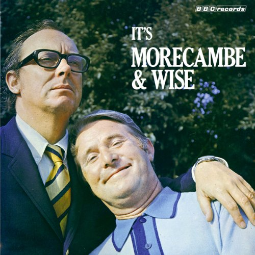 Vintage Beeb: It's Morecambe and Wise audiobook cover art