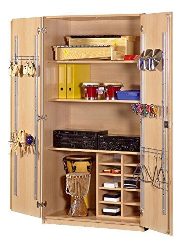 Sport-Thieme Musikinstrumentenschrank, Typ A, Standard