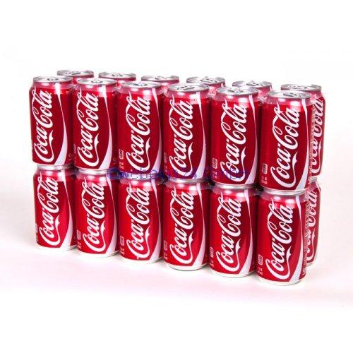 Coca-Cola Classic inkl. DPG Pfand 355ml x24