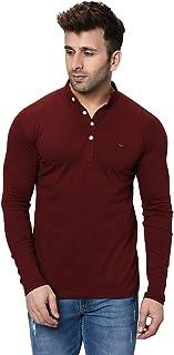 66c157e376 Long Sleeve Men's T-Shirts: Buy Long Sleeve Men's T-Shirts online at ...