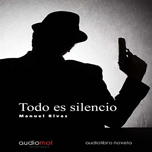 Todo es Silencio [Everything Is Silence] audiobook cover art